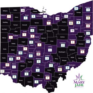 Medical Marijuana locations in Ohio