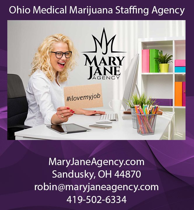 Ohio Cannabis Resume