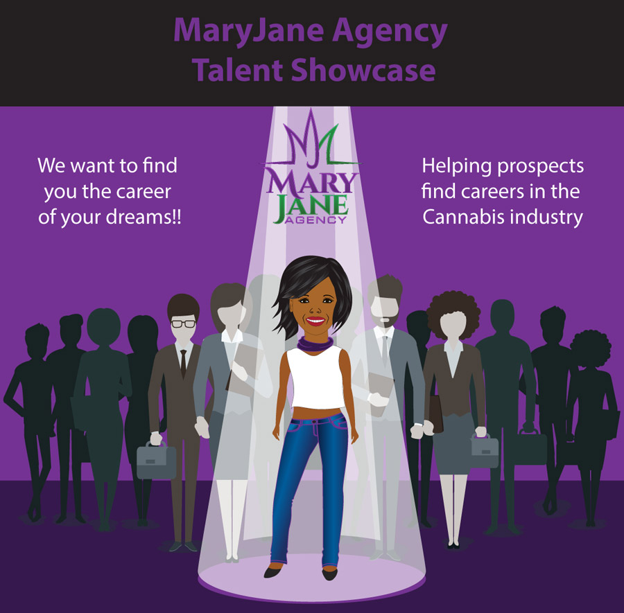 MaryJane Agency is HIRING. Submit your resume today!