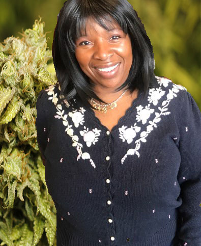 Robin Ann Morris, CEO of MaryJane Agency LLC