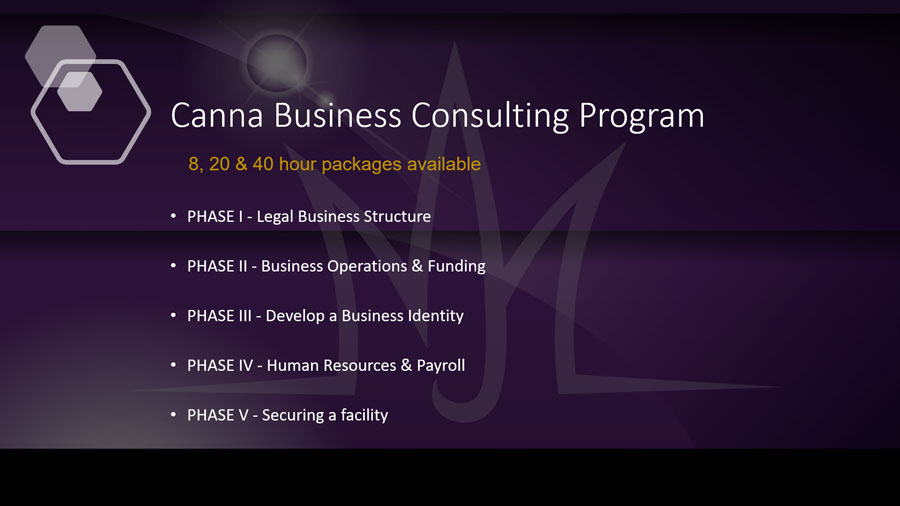 Canna Business Consultant