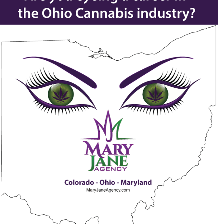 Ohio Cannabis Jobs - MaryJane Agency